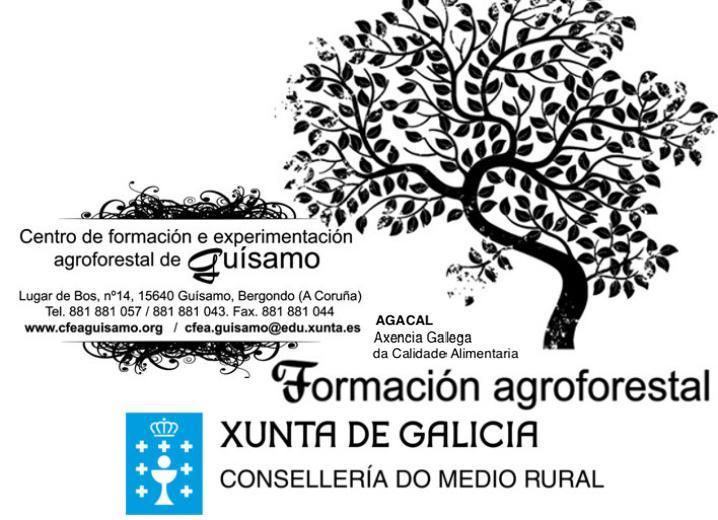 Proxectos de Paisaxismo e Medio Rural – Documentación e información